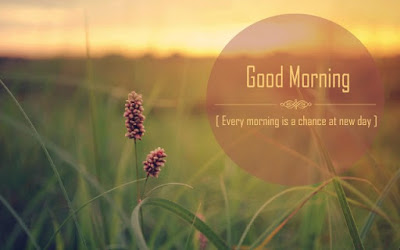 rising sun with good morning quote for whatsapp