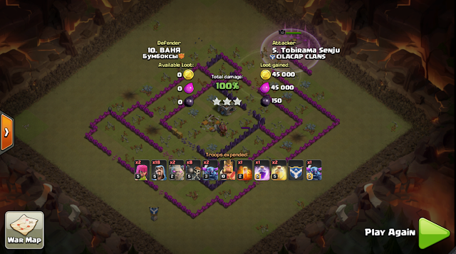 TH8 Gowipe War
