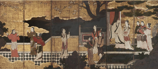 para selir wanita milik kaisar china