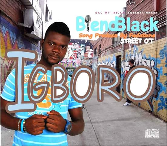 (LG Music) Blend Black - Igboro___Prod By..Fadatune