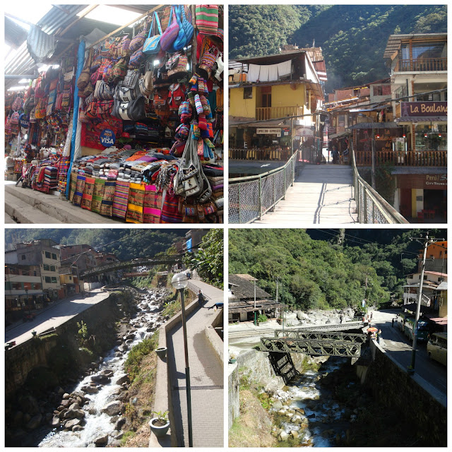 Roteiro 12 dias no Peru - Aguas Calientes ou Machu Picchu Pueblo