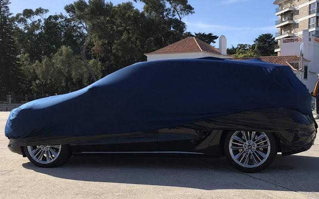 Flagra: Novo Ford Focus 2019 sem camuflagem