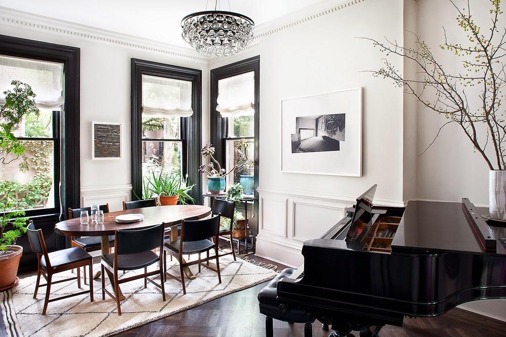 Квартира в Нью Йорке Коббл Хилл Бруклин Дизайн