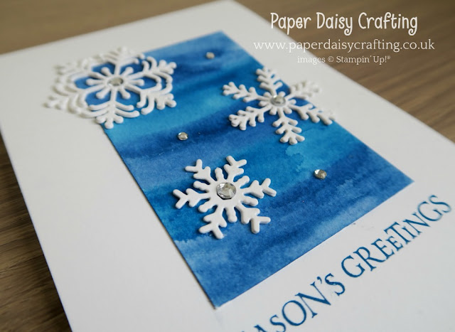 Beautiful Blizzard from Stampin' Up!