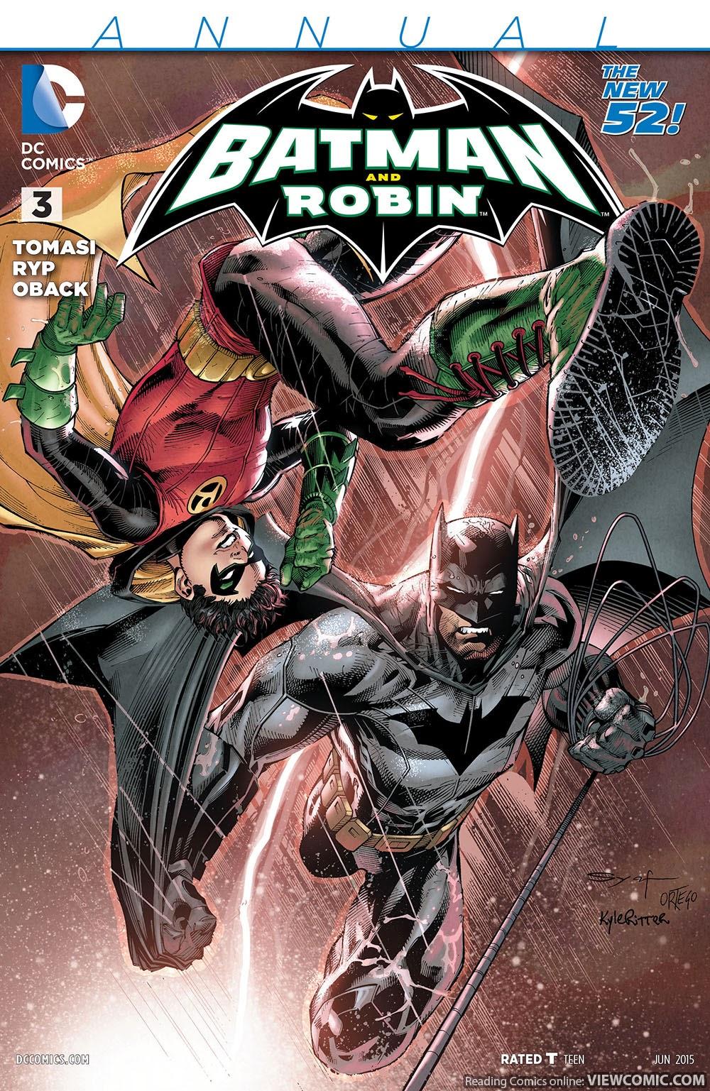Batman And Robin Annual 003 2015 Viewcomic Reading Comics