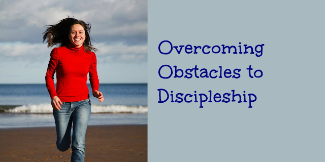 4 Practical Ways to Overcome 4 Obstacles to Our Faith in Christ