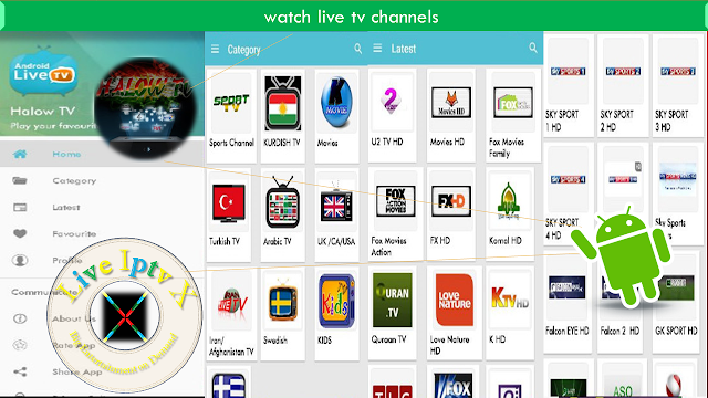 Halow TV APK