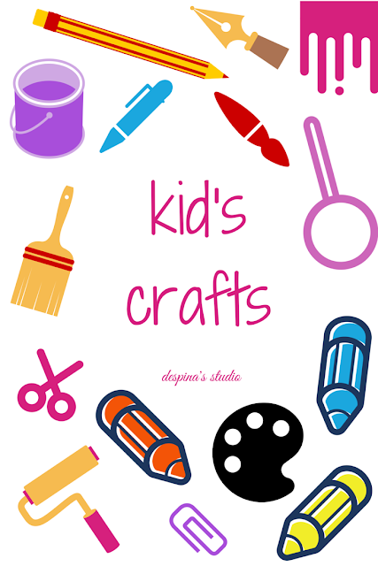 kid's crafts from paper plates
