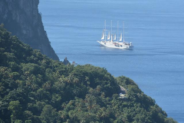 St. Lucia sailing cruise