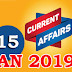 Kerala PSC Daily Malayalam Current Affairs 15 Jan 2019