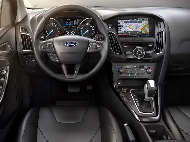 Ford Focus Hatch 2016