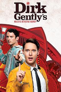 Review Dirk Gently's Holistic Detective Agency: Segunda Temporada