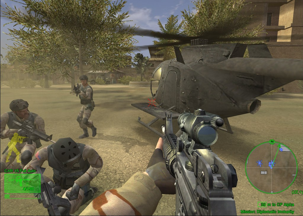 Black Hawk Down Online Game 95