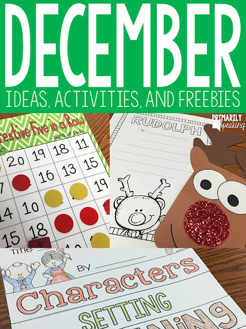 Teaching Ideas for the Month of December