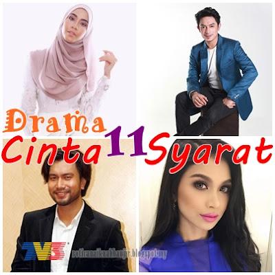 Aqasha, Bella Dally, Iqram Dinzly, Anne Abdullah , Farisha Irwayu, Afifah Nasir, Cinta Deline, Syamin Azlah, Kazar, Delimawati
