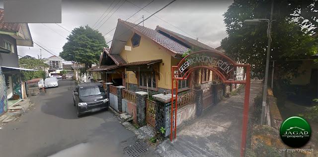 Rumah dalam Benteng Kraton Jogja