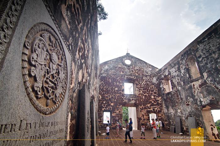 St. Paul Church Melaka