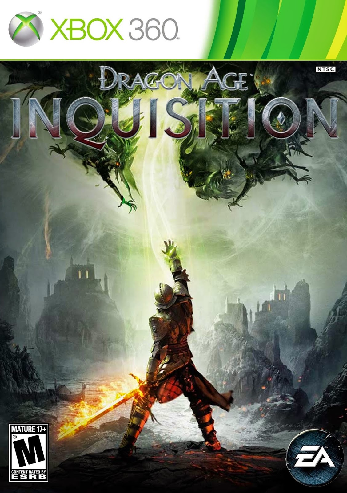 Dragon Age Inquisition XBOX 360 2014 LEGENDADO PT BR Torrent - Dragon Age Inquisition XBOX360