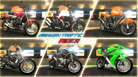 Download Highway Traffic Rider v1.6.7 Mod Apk