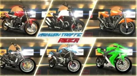 Download Highway Traffic Rider v1.6.7 Mod Apk
