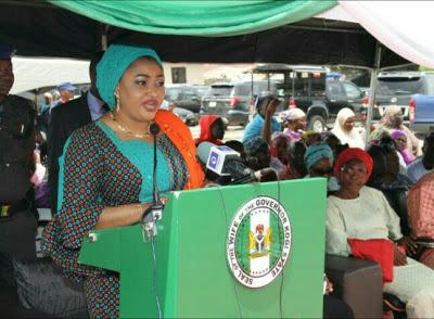 First Lady of Kogi State, Rashida Bello