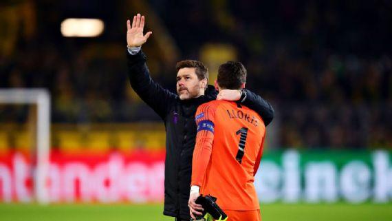 Tottenham dựu tính chơi trận tứ kết Champions League trên sân mới