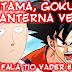 FALA TIO VADER #1 | Saitama, Goku e o Lanterna Verde