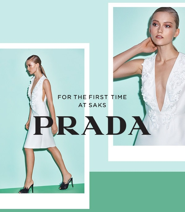 Limited Edition Prada Dress
