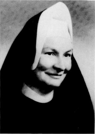 La hermana Keller, madre de la informática