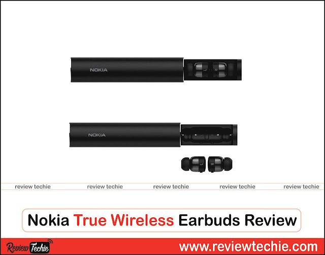 Nokia True Wireless Earbuds Review