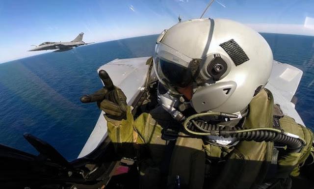 Βίντεο ντοκουμέντο: Η κάμερα του δεύτερου Mirage κατέγραψε τη συντριβή του μαχητικού