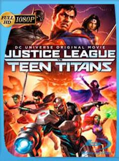 La Liga de la justicia Vs Los Jovenes Titanes 2016  HD [1080p] Latino [GoogleDrive] DizonHD