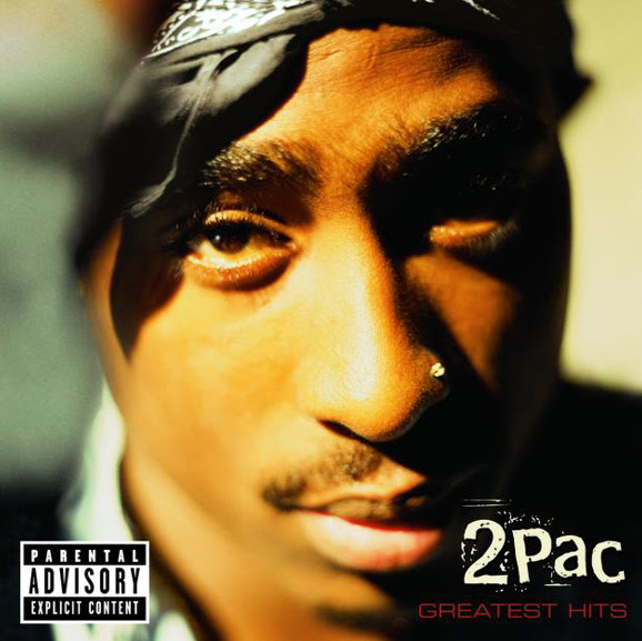 2Pac - 2Pac: Greatest Hits  Cover