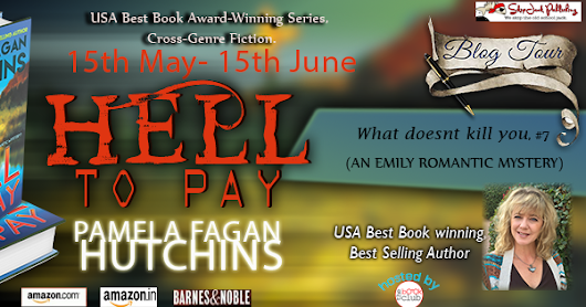 Spotlight: Hell to Pay by Pamela Fagan Hutchins