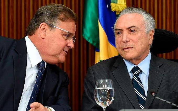 Dono da Gol assina delação premiada e acusa Temer, Cunha e Geddel