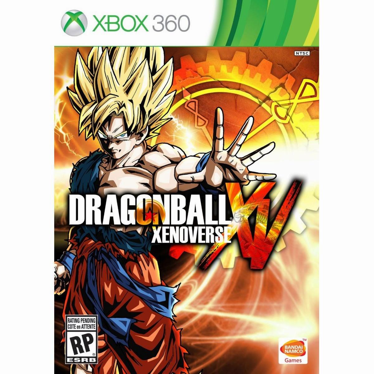 Dragon Ball: Xenoverse (Em Inglês)