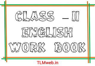 English work book prepared by Manohar naidu for class_2
