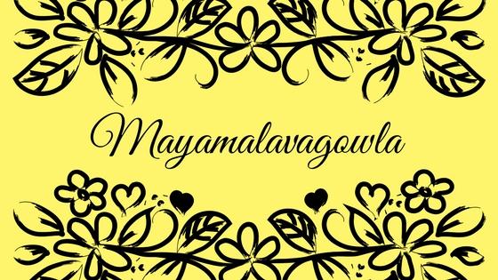 Desi Music Bazaar!: Mayamalavagowla Raga - Tamil songs in