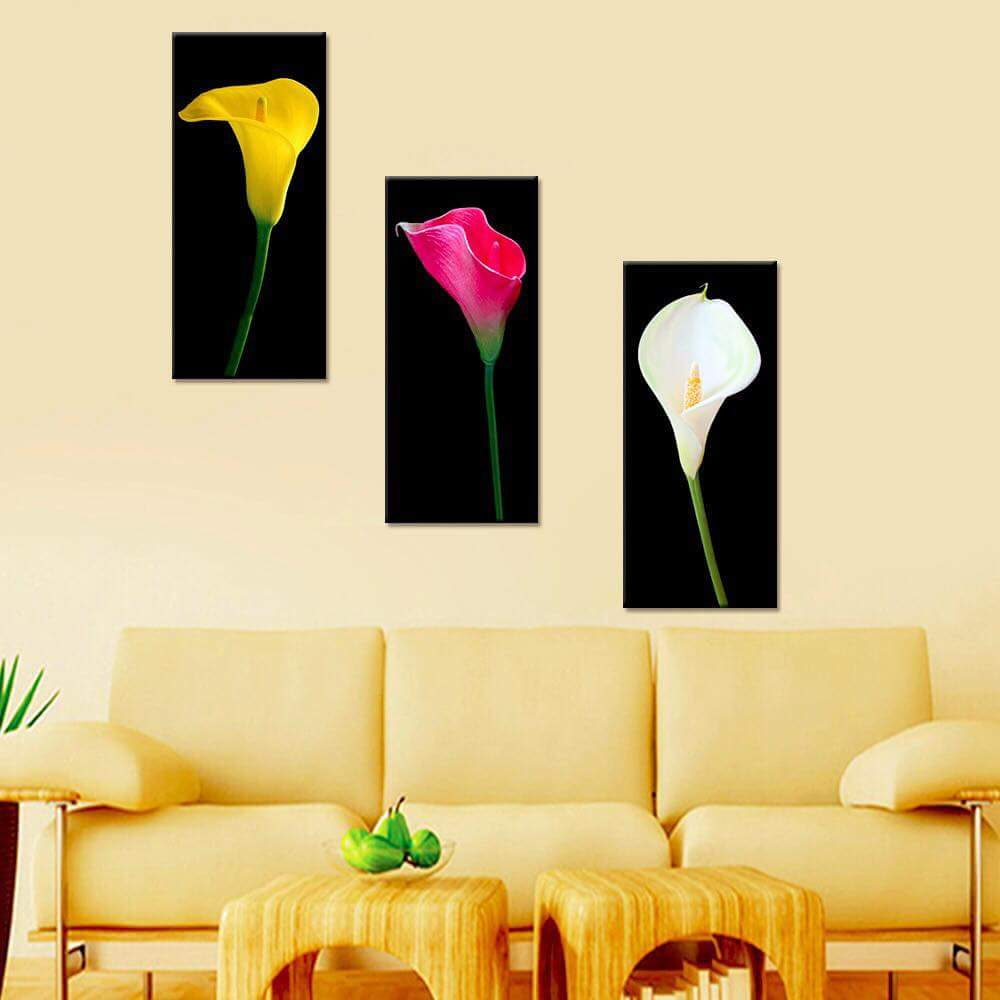The living room is a part of our house where we are mostly consuming our free time. So we should give our best to make this as a relaxing area by adding some wall art. Check my 50 Artwork Display Ideas, maybe one of these is your favorite art work.