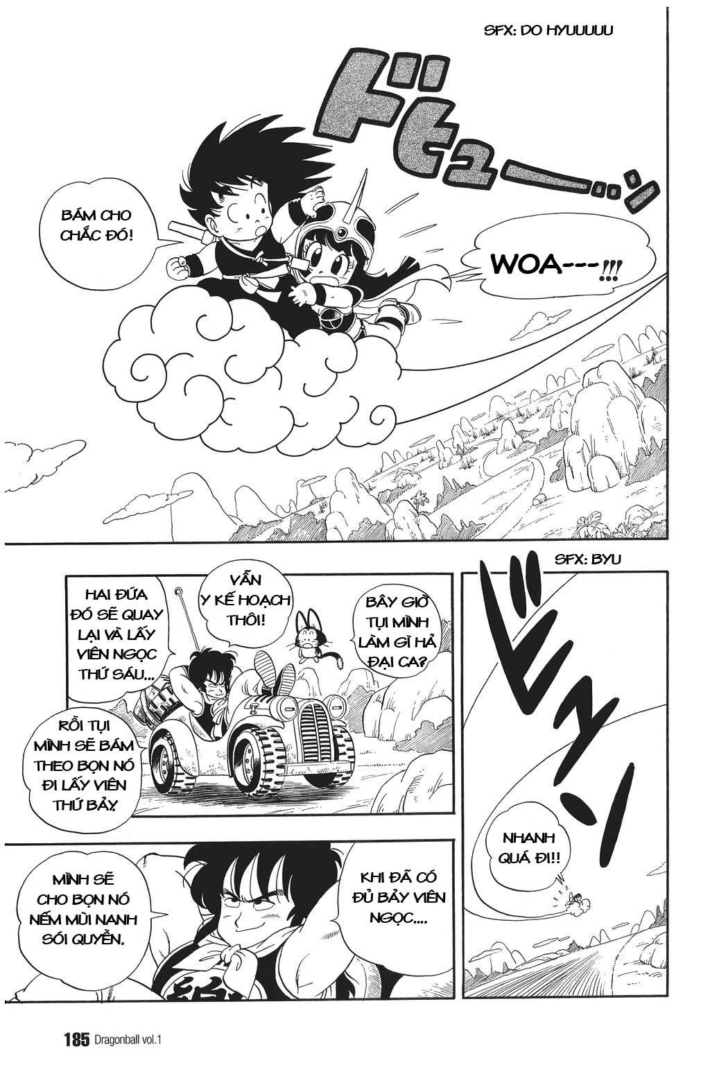 Dragon Ball chap 12 trang 11