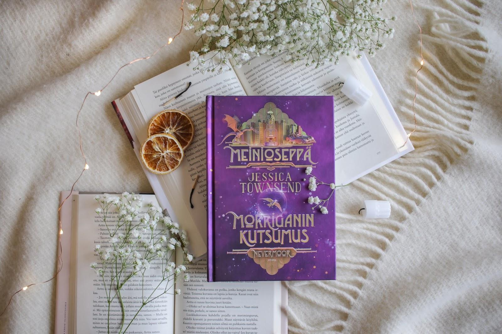Jessica Townsend: Meinioseppä – Morriganin koetukset