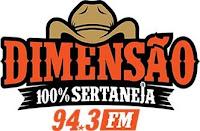 Rádio Dimensão FM 94,3 de Ituverava SP
