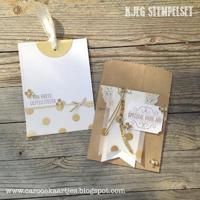 Stampin' Up! producten zijn verkrijgbaar via Caro's Kaartjes; carooskaartjes@hotmail.nl - Kijk voor meer inspiratie op www.carooskaartjes.blogspot.com
