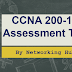 CCNA 200-125: Assessment Test-I