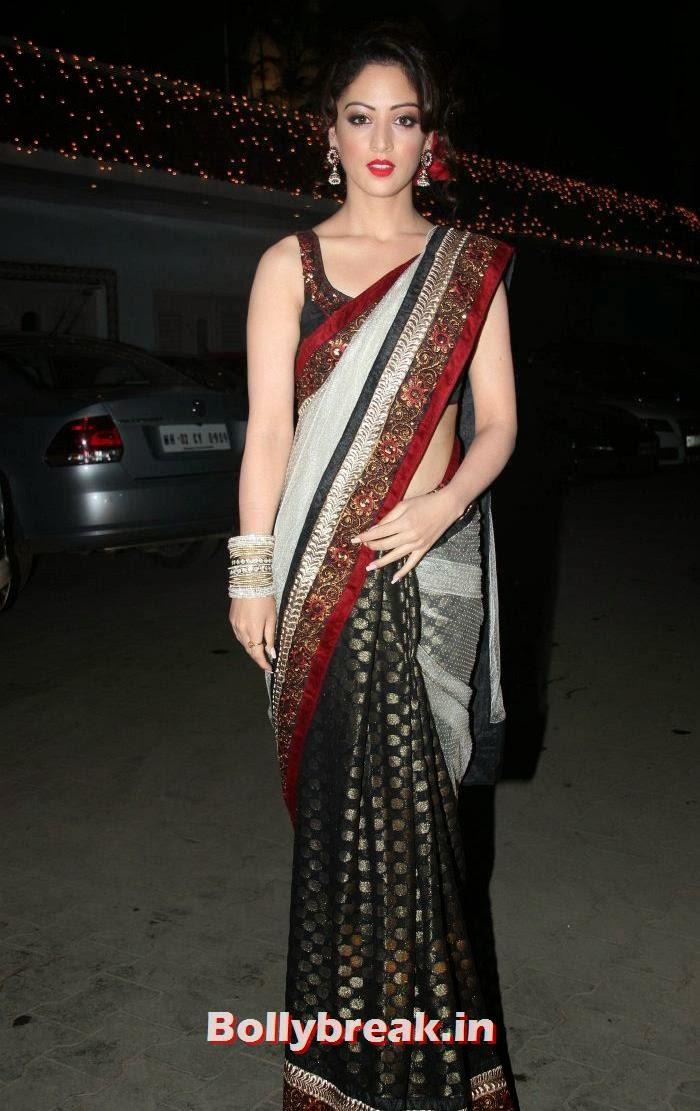 Sandeepa Dhar, Who Looked the Hottest at Raghav Sachar - Amita Pathak Wedding?