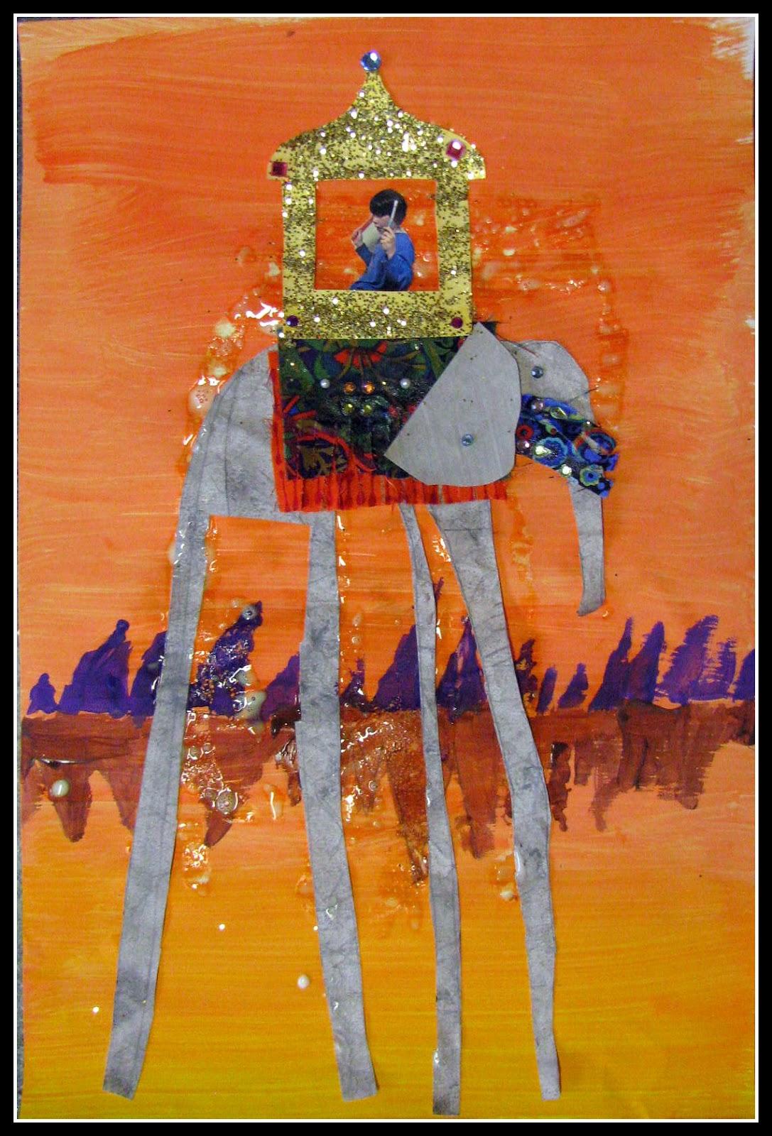 Plateau Art Studio Dali S Surreal Elephants