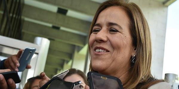 Zavala desconoce de economía o también declara borracha (VIDEO)