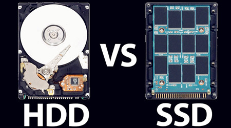 bedanya SSD dengan HDD