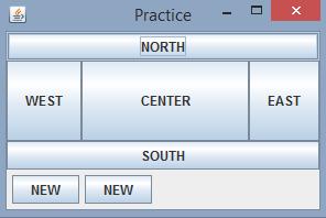 iroiro: 2つのレイアウトを組み合わせる(Java, Swing)