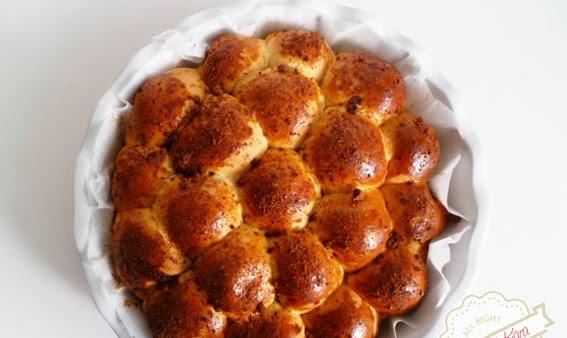 """TORTA """"DANUBIO"""" con crema al profumo di vaniglia e biscotti"""